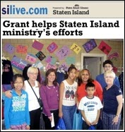 Staten Island Live article